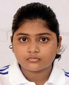 Soumya Mahapatra  - VIIIA