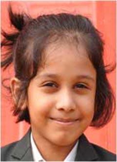 Sudiksha Debbarma-IVB