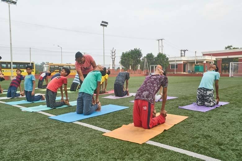 Morning Excercise & Yoga