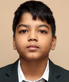 Ekansh Kotriwal VC