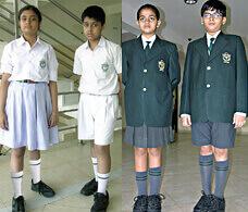 CLASSES I - X Uniform
