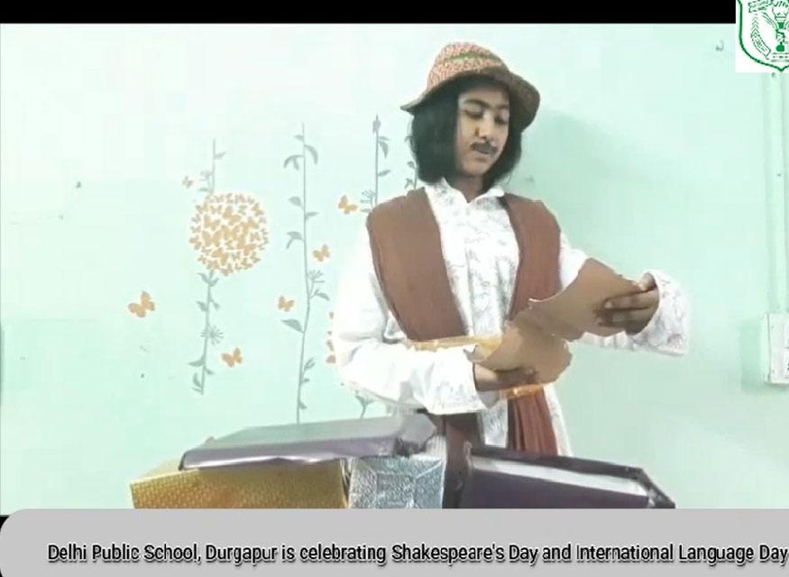 English Language day 2021