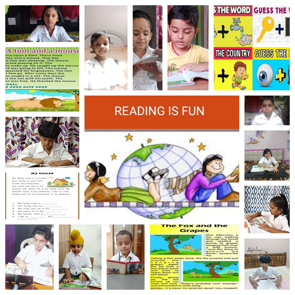 National Reading Day 2021
