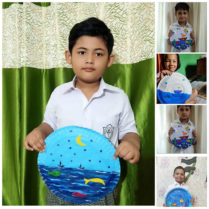 World Environment Day by Pre-Primary Students