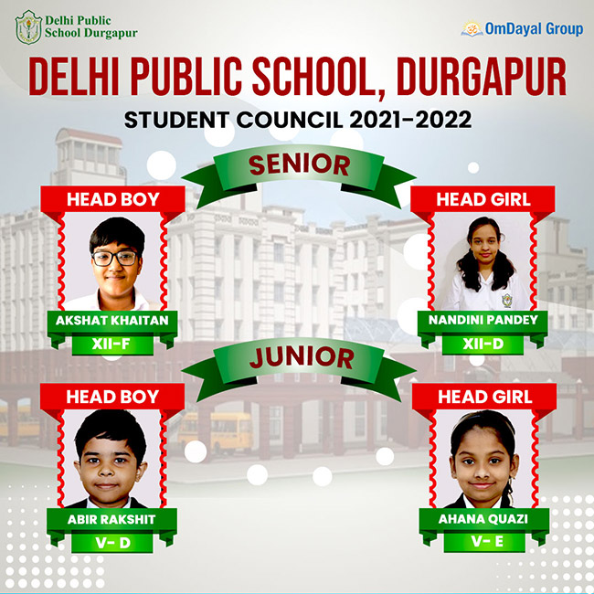Students' Council Members 2021-22