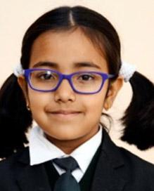 Krisha Bhojnagarwala